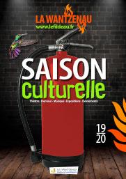 Brochure saison culturelle 2016/2017